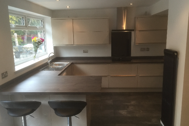 Kitchen refurbishment | A4 Building Services | Salford, Greater Manchester