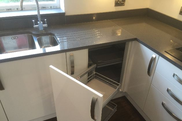 Kitchen installation/refurbishment | A4 Building Services | Salford, Greater Manchester
