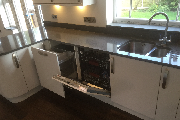 Kitchen | A4 Building Services | Salford, Greater Manchester