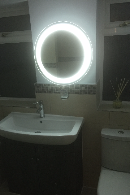 Bathroom refurbishment | A4 Building Services | Salford, Greater Manchester