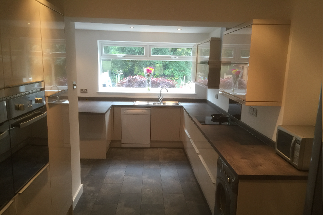 Kitchen 3| A4 Building Services | Salford, Greater Manchester