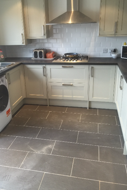 Kitchen work | A4 Building Services | Salford, Greater Manchester