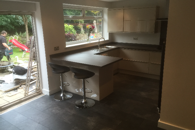 Kitchen 4 | A4 Building Services | Salford, Greater Manchester