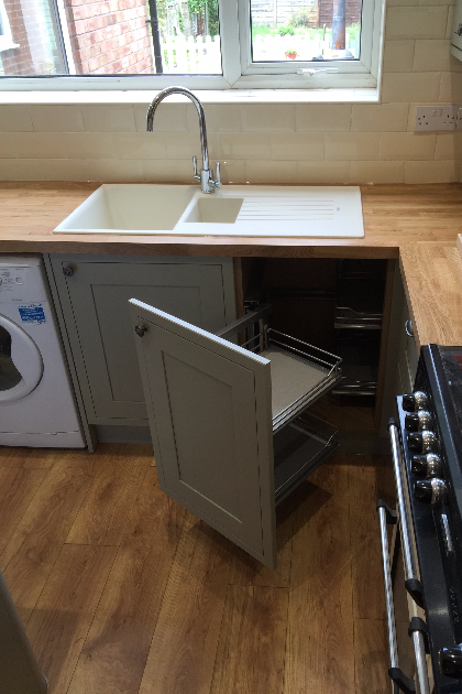 New kitchen | A4 Building Services | Salford, Greater Manchester